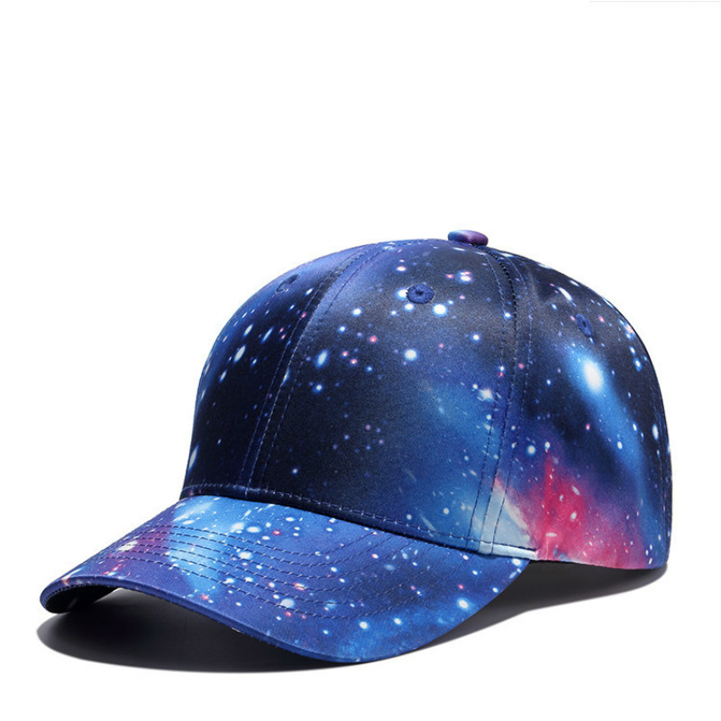 High End Printed Baseball Caps Sports Hats For Men Flat Or Curved Visor